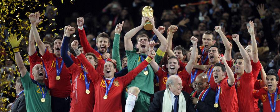 Spanyol Juara Piala Dunia 2010!