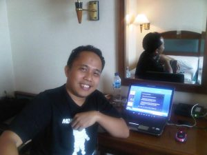 Merampungkan Materi Make Money Blogging di Hotel Horison Semarang