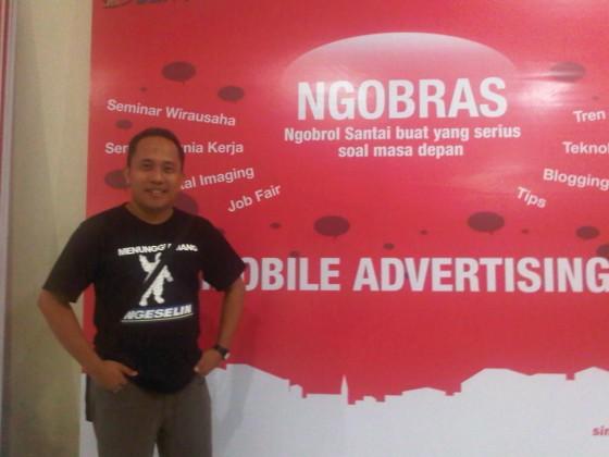 Ngobrol Bareng Santai Telkomsel di Semarang