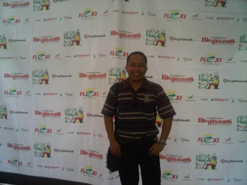 Menjadi Pemateri di Ajang Blogilicious Fun Makassar 2011