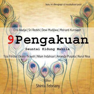 """Mahila Makassar Launching Buku Antologi Puisi """"9 Pengakuan"""""""