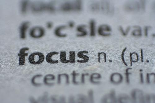 Fokus dalam Bisnis