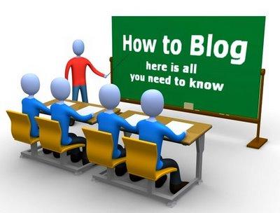 Ilustrasi Sekolah Blog