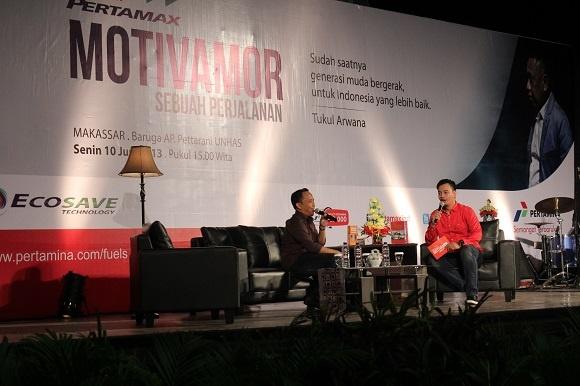 Materi Netpreneurship oleh Asri Tadda - MOTIVAMOR UNHAS 2013