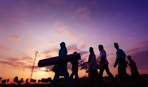 Selamat Idul Fitri, Mohon Maaf Lahir Batin
