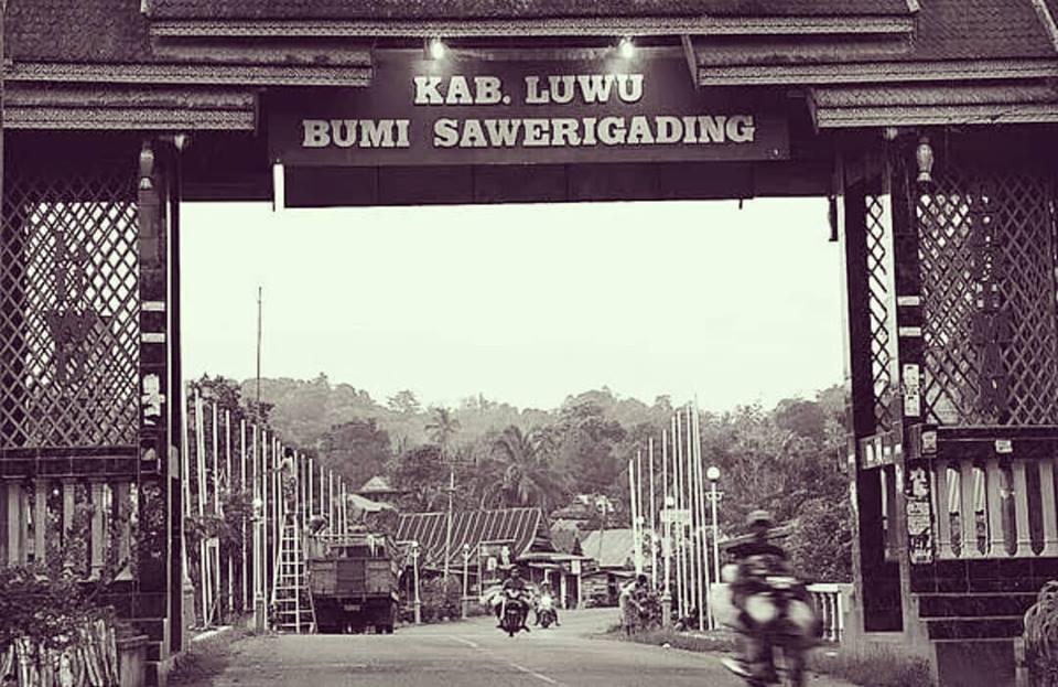 Propinsi Tana Luwu
