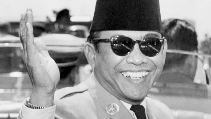 Soekarno Presiden RI Pertama
